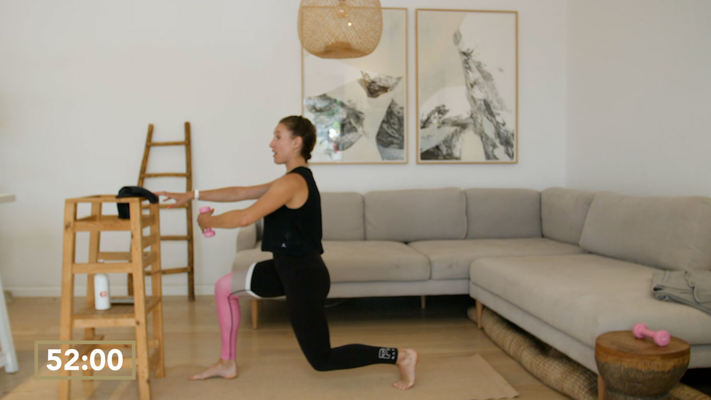 barré, Fit Barre Fullbody